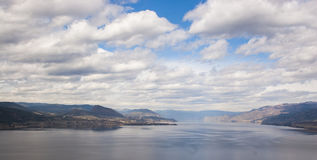 The View From Naramata Royalty Free Stock Images