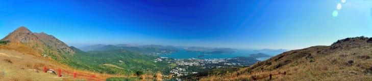 View of Nature. Environment of Hong Kong royalty free stock photo