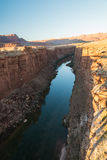 View from Navajo Bridge in Arizona USA. 2 Stock Image