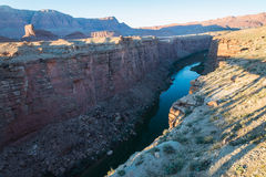 View from Navajo Bridge in Arizona USA. 1 Royalty Free Stock Photography