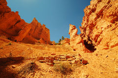 A  view from navajo trail Stock Image