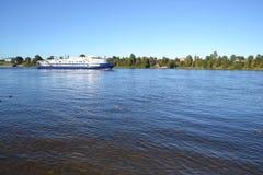 View of Neva river, Stock Photos