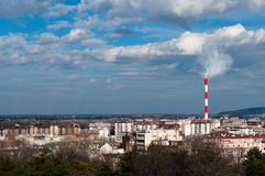 View of Dorcol Royalty Free Stock Photos
