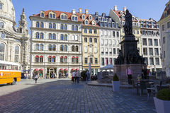 View of the New Market Square Royalty Free Stock Image