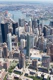 High resolution view of New york city - United states of America Royalty Free Stock Image