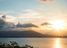 View of Nha Trang Royalty Free Stock Photo