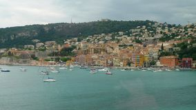 A view from Nice, France Royalty Free Stock Photos