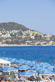 View of Nice, south of France Royalty Free Stock Photos