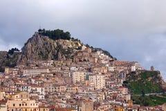 View of Nicosia, Sicily Royalty Free Stock Photo