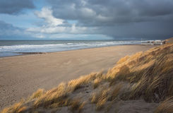 View of the North Sea Stock Images