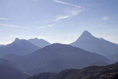 View of the north west side of Guffert Royalty Free Stock Image