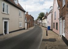 View of Northgate, Beccles, Suffolk, UK stock photo
