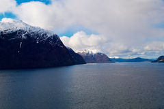 View in norway Royalty Free Stock Photography