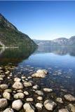 View in norwegian fjord Stock Image