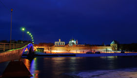 View on Novgorod Kremlin Royalty Free Stock Photo