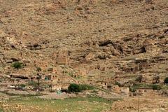 View of Nusaybin, Mardin. Stock Image