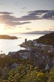 View from Oban Folly Royalty Free Stock Photos
