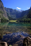 View of the Obersee Royalty Free Stock Photos