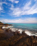 View on the ocean Royalty Free Stock Image