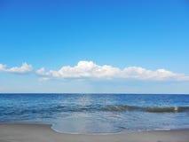 View ocean stock image