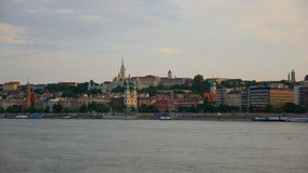View od Budapest Royalty Free Stock Photo