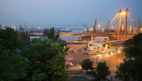 View of Odessa Stock Photo