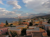 Free View Of A Part Of Hersonissos Royalty Free Stock Photography - 620757