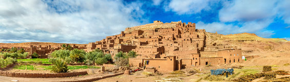 View Of Ait Benhaddou, A UNESCO World Heritage Site In Morocco Royalty Free Stock Photo