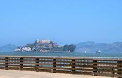 View Of Alcatraz Stock Photography