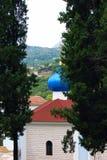 View Of An Orthodox Church In Herceg Novi Royalty Free Stock Image