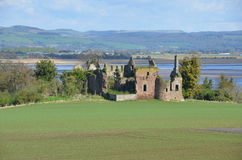 Free View Of Ballinbreich Castle Royalty Free Stock Photo - 31170455