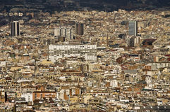 Free View Of Barcelona. Stock Photography - 17932822