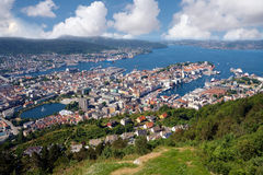 Free View Of Bergen Stock Photography - 14633702