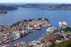 Free View Of Bergen Stock Photos - 30485003