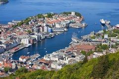Free View Of Bergen Stock Photo - 69201370