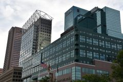 Free View Of Downtown Baltimore In Maryland Stock Photography - 99323692