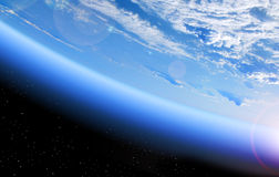 Free View Of Earth From Space Stock Photos - 57867833