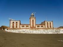 View Of Entallada Lighthouse Stock Photos