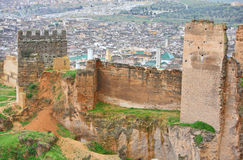 View Of Fez Medina Royalty Free Stock Photo