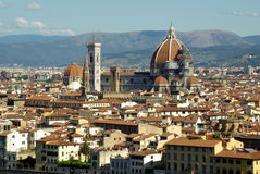 Free View Of Florence, Italy Royalty Free Stock Photo - 2896925