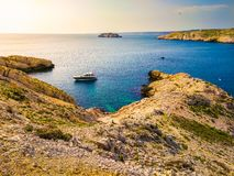 Free View Of Frioul Archipelago In Mediterranean Sea Near Marseille, France Stock Images - 129902954