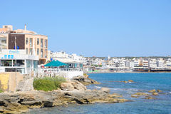Free View Of Hersonissos. Royalty Free Stock Images - 72488349