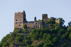Free View Of Liebenstein Castle Royalty Free Stock Images - 57176839