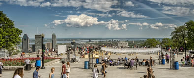 View Of Montreal Royalty Free Stock Images