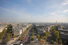 View Of Paris Royalty Free Stock Photo