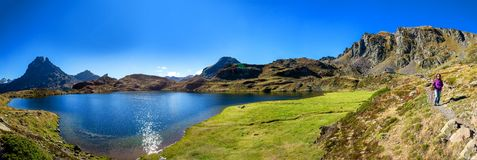 Free View Of Pic Du Midi Ossau, France, Pyrenees Royalty Free Stock Photos - 129555358