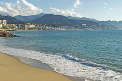 View Of Puerto Vallarta, Pacific Ocean Royalty Free Stock Photography