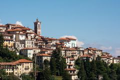 Free View Of Sacro Monte, Varese. Italy Royalty Free Stock Photography - 83505317