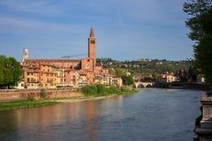 Free View Of Sant`Anastasia Church, Verona Royalty Free Stock Photos - 91116398