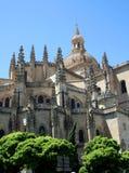 View Of Segovia Stock Photos